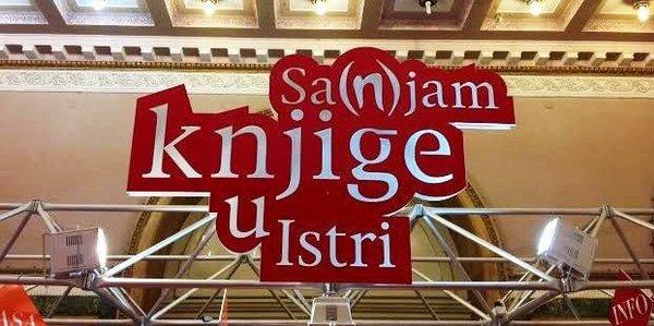 Sa(n)jam knjige u Istri