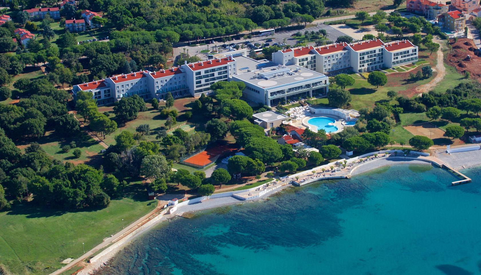 Hotel Park Plaza Belvedere Medulin Hotel Arenaturist