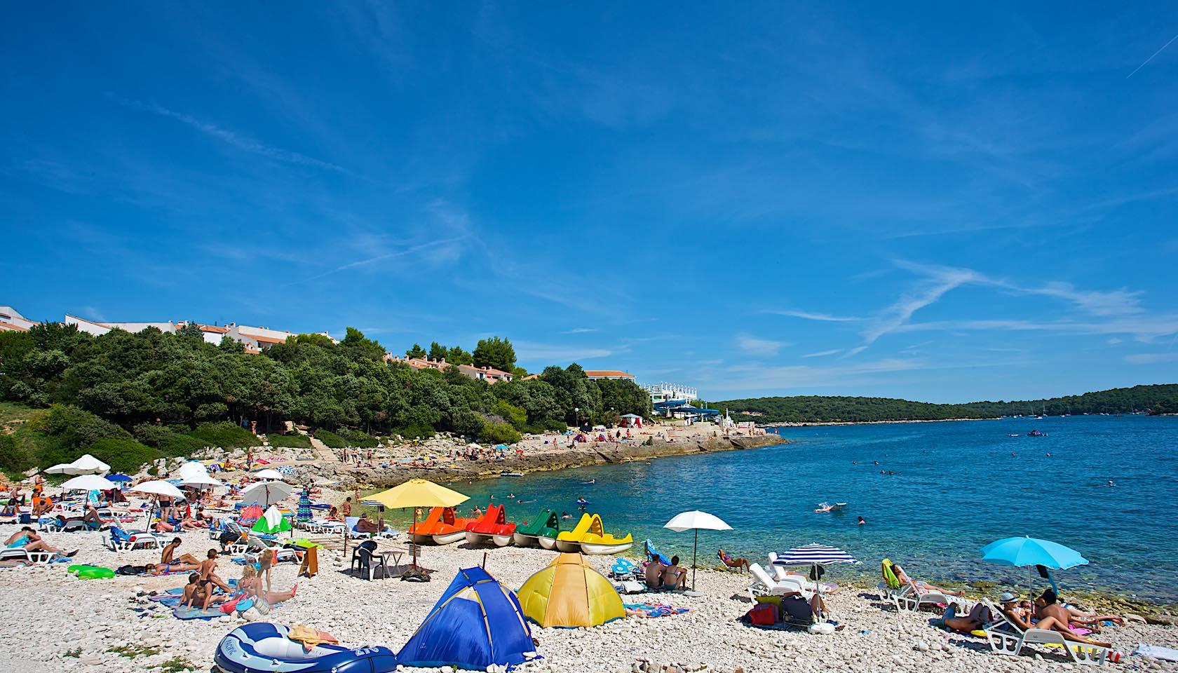 Verudela Beach Apartments Pula Croatia
