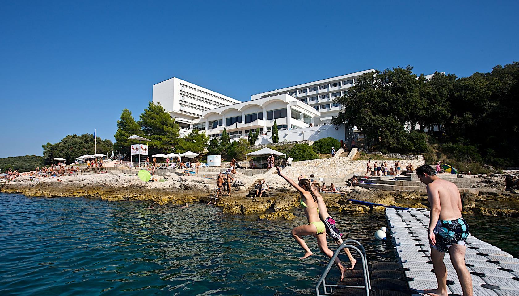 Hotel Brioni Pula Hotel Arenaturist