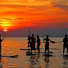 SUP Sunset tour 2