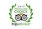 tripadvisor travelers choice 2017